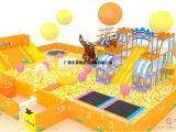 儿童游乐场设备设施 室内儿童乐园 商场游乐设备滑滑梯百万球池