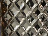 不锈钢金属制品冲压加工 酒店KTV不锈钢工程装饰冲压板