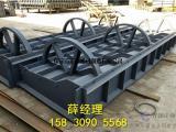 高速护栏钢模具,城区道路防撞墙模具