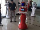 送餐迎宾机器人