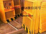 广西施工电梯防护门价格  广西施工电梯楼层安全门