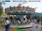 庙会广场旋转木马价格 儿童户外游乐设备生产厂家
