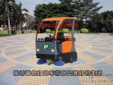 电动驾驶式扫地车性能陕西普森扫地机