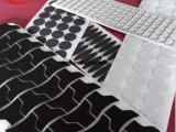 硅胶垫 黑色硅胶脚垫 密封硅胶垫片自粘硅胶防滑垫
