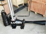 潜水射流曝气增氧机 自耦式射流曝气机 射流曝气机耦合安装