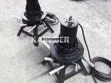 新式支架式离心曝气机选型 qxb离心曝气机作用 凯普德
