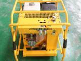 多功能液压动力站抢险救援用液压泵站13马力内燃式