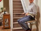唯思康直轨型座椅电梯老年人座椅电梯|无障碍座椅电梯