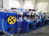 新款镀锌钢丝小型精密压扁机,铝镁合金插头扁线精密连轧机