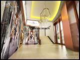 金碧汇主题餐厅设计|餐饮空间设计|快餐店设计|