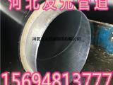 直埋镀锌聚氨酯保温钢管价格