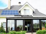 别墅太阳能发电系统解决方案