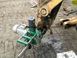 挖掘机镗孔 挖机大臂镗孔机 的规格一般是多少