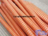 红色硅胶通风管选兴盛|耐高温通风管|pu透明耐高温通风管