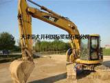 天津进口挖掘机报关公司
