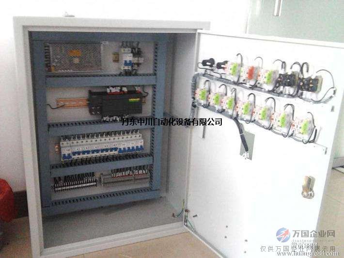 丹东plc控制柜 电控柜 配电柜