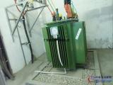 大朗250kva增容500kva变压器安装工程