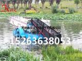 切割收集水葫芦的设备、全自动水下割草船