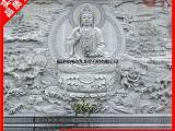 高质量寺庙佛像浮雕 青石佛像人物浮雕 寺庙浮雕照壁