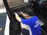 马自达6升级原车音响|四门大能隔音|初步改善音响方案