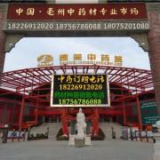 亳州市谯城区祥刚中药种植专业合作社的形象照片