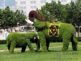 仿真植物景观雕塑 拉丝玻璃钢雕塑