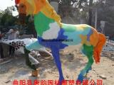 玻璃钢动物雕塑厂