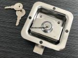 友航供应SD83S不锈钢小号方形盒锁带锁芯