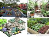 成都屋顶花园设计施工-尚鼎丰公司资深团队为您精心打造