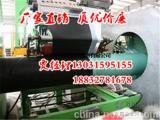 三层PE防腐螺旋焊管厂