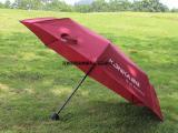 促销伞 防水碰击布 礼品广告伞 雨伞厂家直销 三折伞
