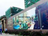 承德广告制作工地工程围挡商场围挡房地产楼盘围挡广告牌