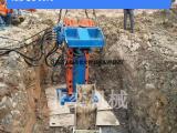工字钢拔桩机 新式拔H型钢机械