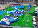 大型游乐设施 水上乐园出租 大型气模水上闯关租赁