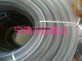 厂家直销pvc透明伸缩管四季柔软输油管真空抽吸耐负压钢丝管