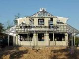 轻钢别墅 抗震保温 绿色环保装配式住宅 新型集成化房屋