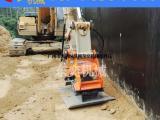 挖掘机液压振动夯 压实路面高效率一机多用