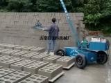 生产免烧砖夹砖机免烧砖码砖机厂家