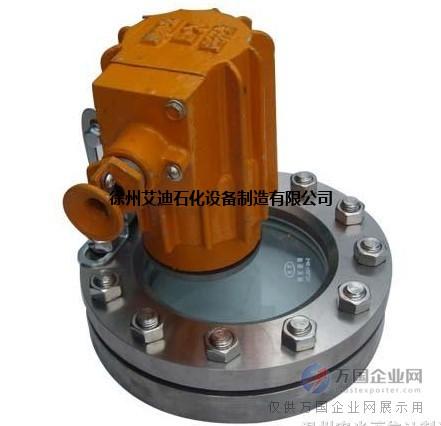 徐州艾迪SG-BD型不锈钢304 316带防爆灯视镜厂家
