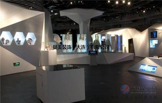 创新性工业展厅设计策划专业公司|大连贝美装饰