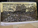 玫瑰金激光不锈钢花格屏风工艺有几种