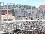 游乐场建筑搭建 房屋设施建造 钢结构