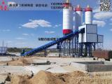 厂家直销HZS180混凝土搅拌站