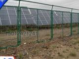 变电站防护网厂家 铁丝网隔离围墙 电站护栏围挡款式