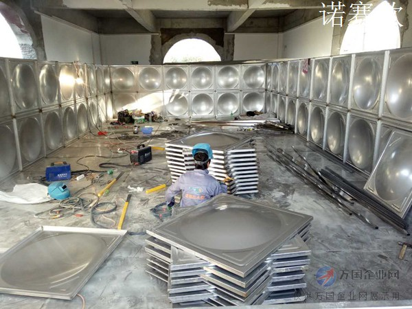 不锈钢水箱定制/316不锈钢水箱/屋顶不锈钢水箱