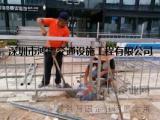 深圳护栏厂家/深圳市政护栏直销/鸿粤现货道路护栏供应
