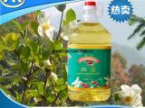 100%野生纯山茶油5L非转基因压榨食用油