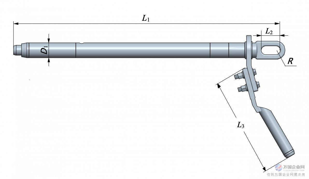 标注-复合芯导线耐张线夹