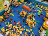 厂家直销环保积木EPP积木乐园艾可EPP玩具积木玩具批发