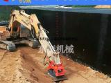 挖掘机液压夯 多功能打夯机